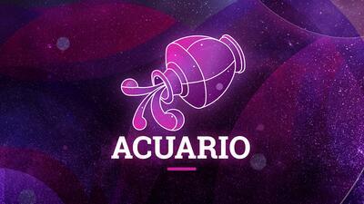 Acuario - Semana del 21 al 27 de mayo