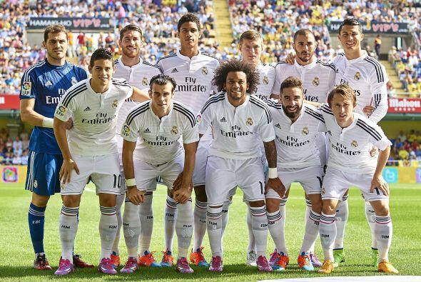 1. Real Madrid (España) 549.5 millones de euros en ingresos durante la t...