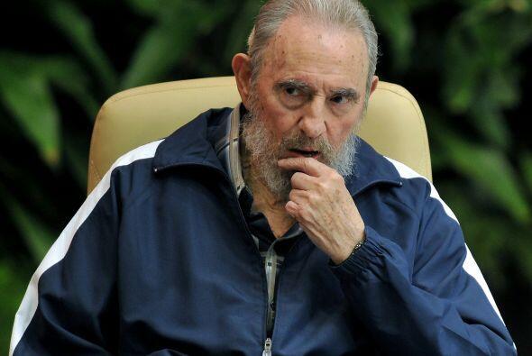 """Fox llamó a Castro y le espetó el famoso """"comes y te..."""