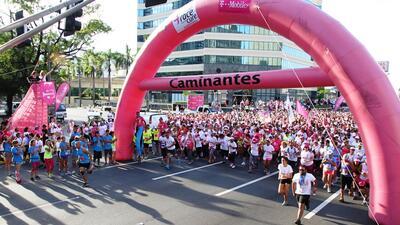 Susan G. Komen Race for the Cure - Puerto Rico 2015