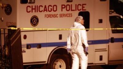 Oficial de Chicago murió baleado