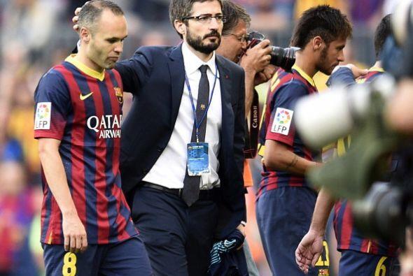 Barcelona parece cerrar un ciclo luego de una temporada en blanco.