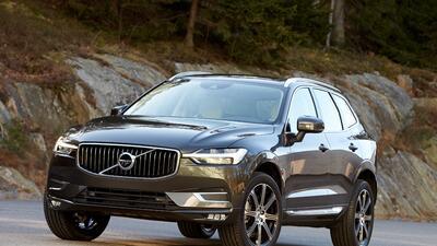 Las armas de la nueva Volvo XC60 son belleza y alta tecnología