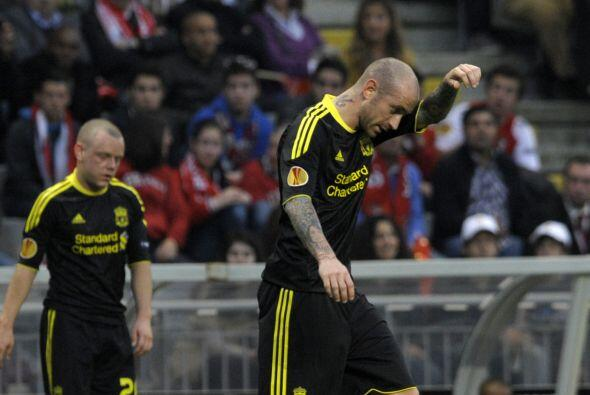 Liverpool salió derrotado y espera poder levantar la eliminatoria en Anf...