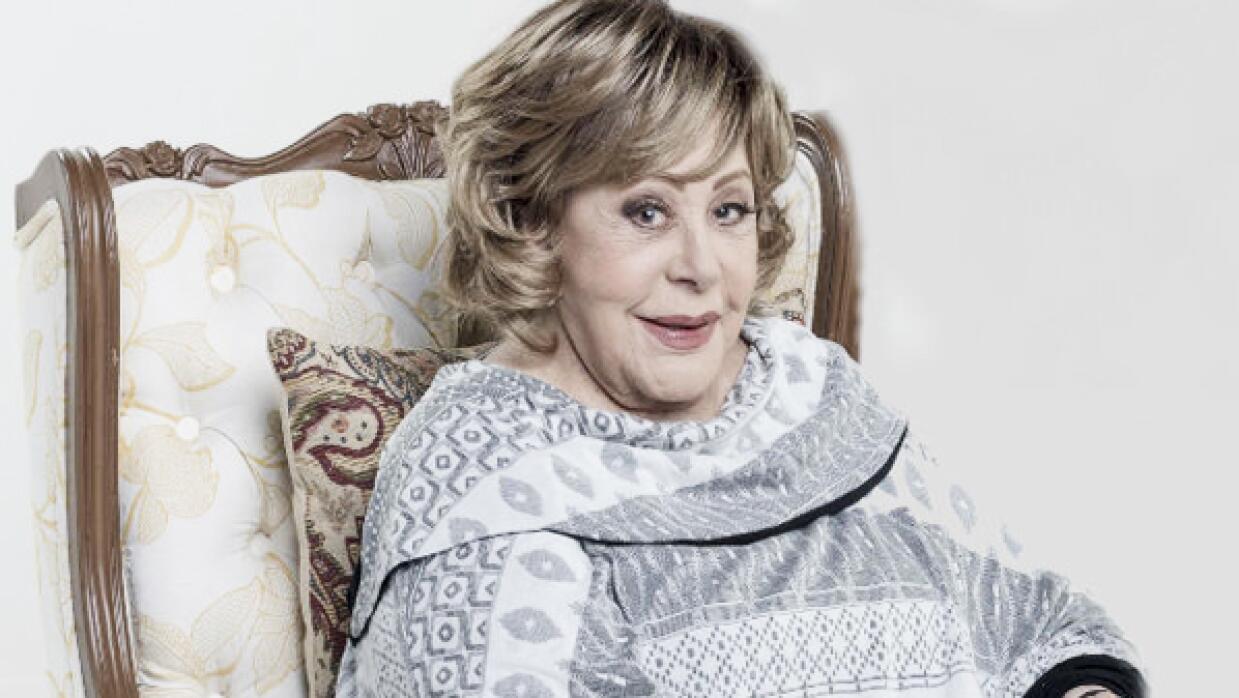 SIlvia Pinal interpreta a Doña Imelda en 'Mi marido tiene familia'