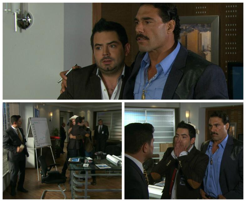 También Facundo le da su lugar a Felipe. ¿No se querrán cambiar el apell...