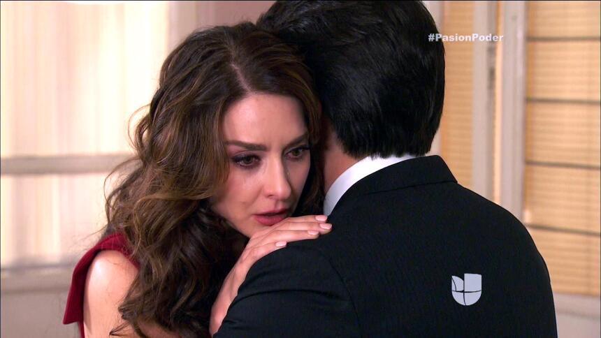Julia, ¿estás segura de querer divorciarte de Eladio?