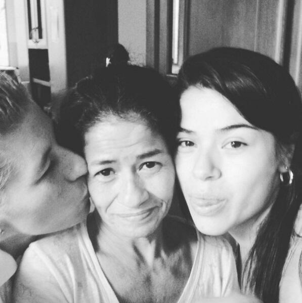 Lady comparte con sus seguidores de Instagram la paz y alegría que acomp...