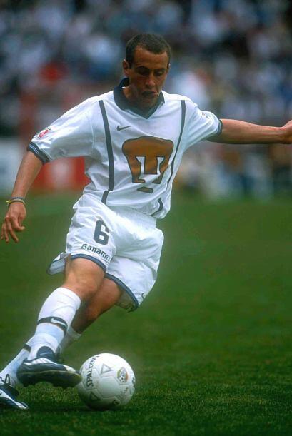 Cuando en el 2000 a Torrado se le venció su contrato, Pumas quiso vender...