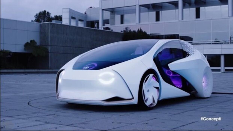 El Concept-i de Toyota.
