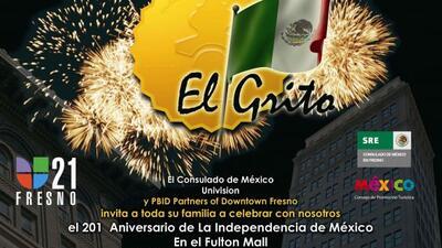 Celebra las Fiestas Patrias el 17 y 18 de septiembre de 1pm - 7pm