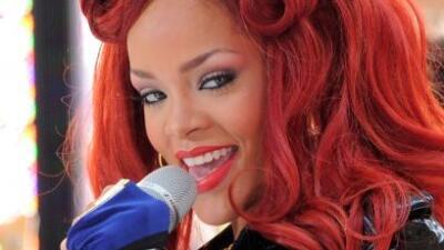 Rihanna peleará por el registro de 'Robyn'