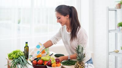 Alimentos 'detox' para limpiar el hígado y adelgazar