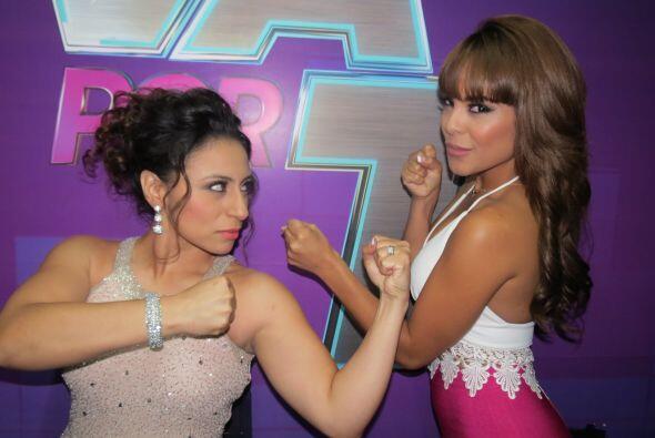Michelle compite contra Yesenia Hernández, la expulsada de la semana pas...