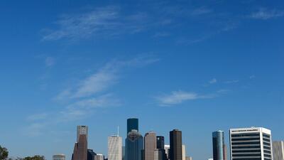 Se mantienen las temperaturas de tres dígitos en Houston