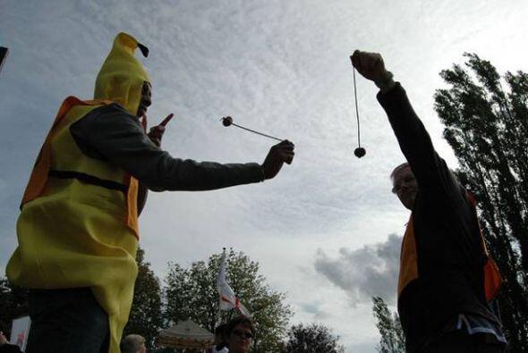 Campeonato Mundial de Castañas - Prepára tu castaña y sal a luchar como...