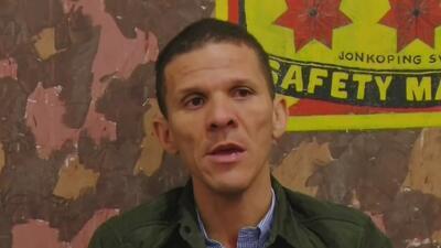 Expreso político Giber Caro denuncia que fue víctima de torturas cuando estaba preso en Venezuela