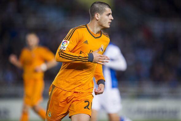 Álvaro Morata es otro de los jugadores en ofensiva que no podr&aa...