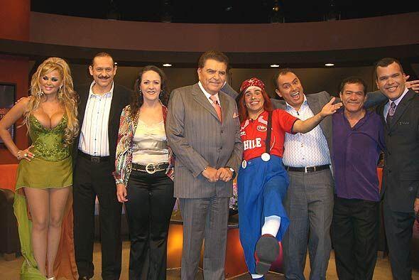 Este 6 de enero llegan los reyes de la risa a  'Don Francisco Presenta'