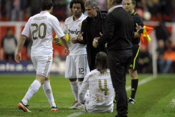 Fue 3 a 0 para los 'merengues'. Fiesta para Mourinho y ahora a esperar u...