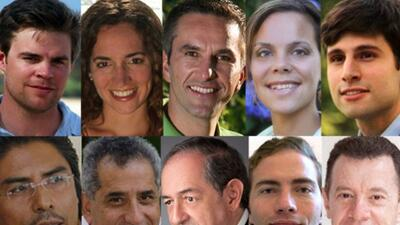Noticias Univision seleccionó a diez emprendedores socialesque hacen pr...