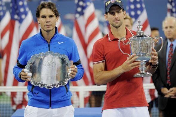 Djokovic, de 24 años de edad, se tomó venganza de la final...