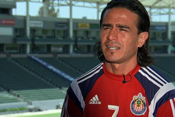 Para Mauro Rosales, mediocampista de Chivas USA, el camino a la buena sa...