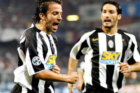 Pero la Juventus siempre ha sido su mejor escaparate. Probablemente sea...