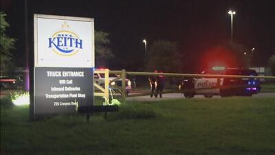 Dos muertos y un herido tras tiroteo en un centro de distribución de alimentos en Texas