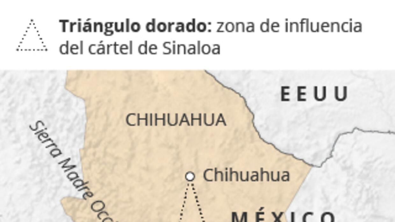 Gobierno mexicano: El Chapo resultó herido al huir de operativo chapo320...