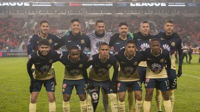 Razones de América para soñar con la final de Liga de Campeones de Concacaf