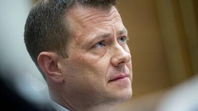 FBI despide al agente que trabajaba en la investigación de la trama rusa y criticó a Trump en mensajes de texto