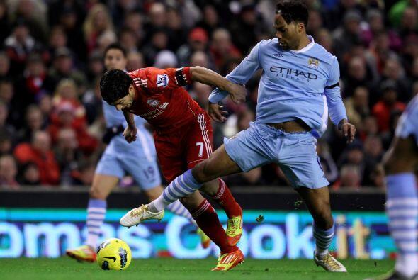 Pero el Liverpool no bajó los brazos y además contó con la 'ayuda' de Jo...