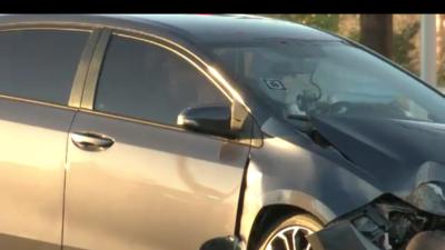 La víctima viajaba en un coche con una imagen de Uber