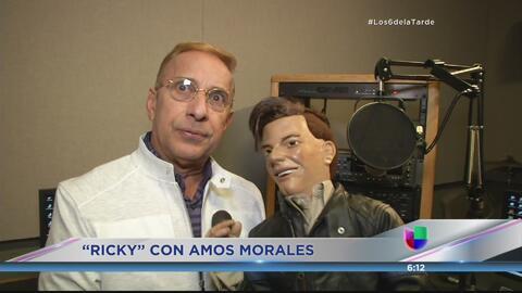 Tremendo desplante a Amós Morales