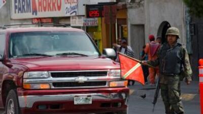 Sinaloa es uno de los estados con más violencia, donde operan los pricip...