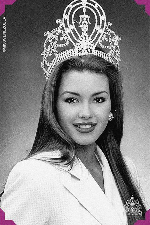 Yoseph Alicia Machado was born in Maracay, Venezuela, some 60 miles from...