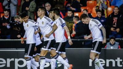 Málaga vs. Valencia