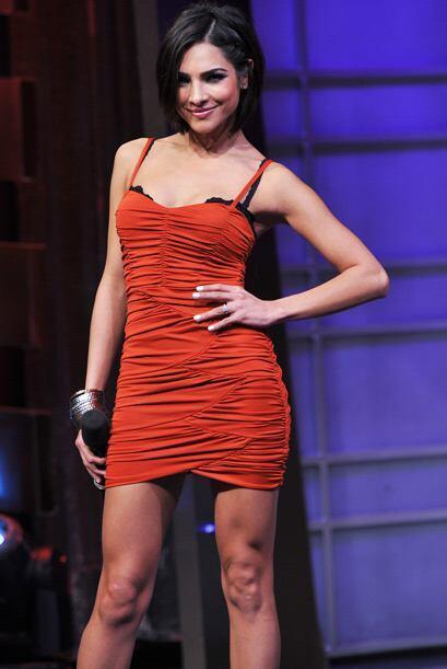 Alejandra comparte contigo todos los Sábado Gigante a través de Univision.