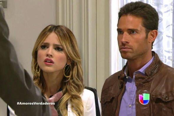 Guzmán y Nikki no darán marcha atrás, están seguros y lucharán por su amor.