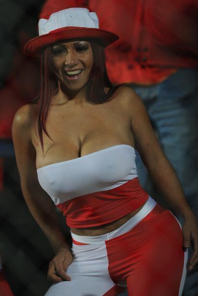 Esta peruana amenaza a Larissa Riquelme y quiere quedarse con el apodo '...