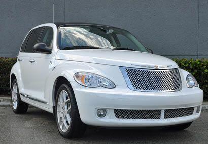 Chrysler PT Cruiser (2001-2010)- Es otra de las joyas de la ingeniería a...