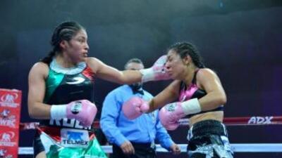 La 'Roca' Zamora derrotó a Tapia (Foto: Alma Montiel).