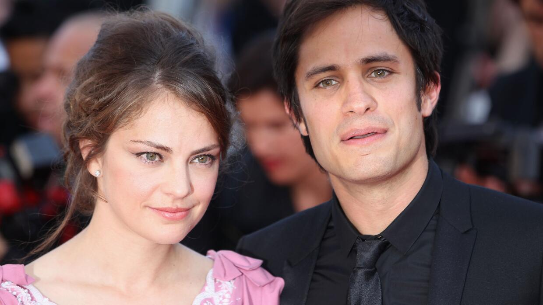 Dolores Fonzi y Gael García