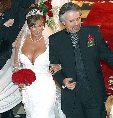 Lucía Méndez y Arturo Jordan