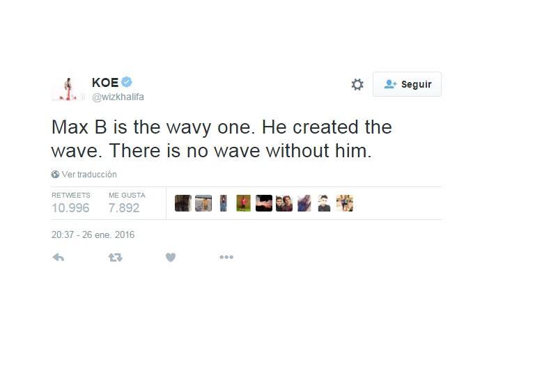Kanye West y Wiz pelean