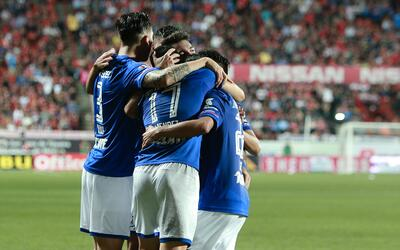 Cruz Azul igualó 1-1 con Zacatepec
