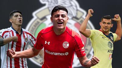 Pulido y Martín pasaron por el Tri, ¿por qué no lo haría Alexis Vega ante Argentina?