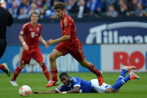 Medio, Thomas Müller: Este importante elemento del Bayern tuvo una gran...