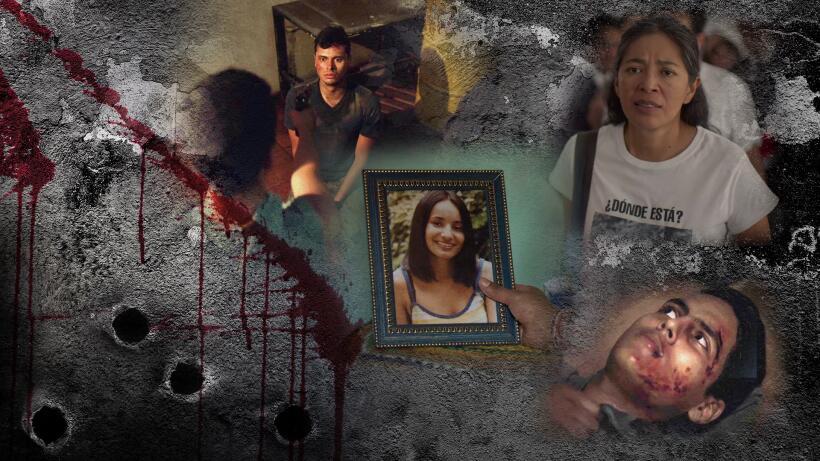 Víctimas inocentes guerra narco El Chapo